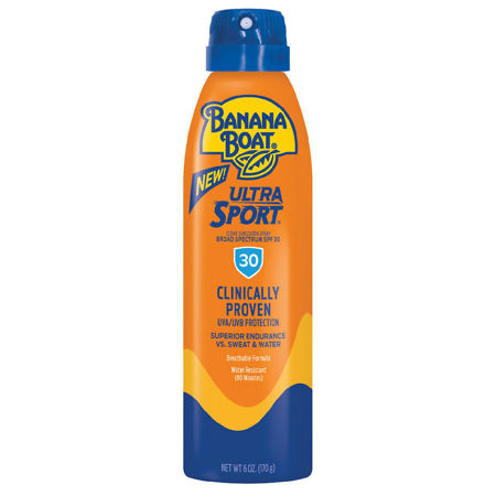 Picture of Banana Boat Hair & Scalp Defense Sunscreen Spray SPF 30 6.0oz