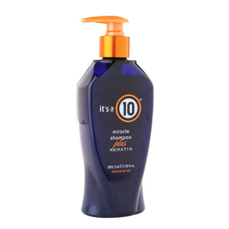 Picture of it's a 10 miracle shampoo plus keratin10.0 fl oz